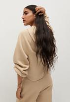 MANGO - Sweatshirt tammy - light beige