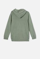 Free by Cotton On - Street hoodie - swag green/brave
