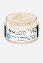TEAOLOGY - White Tea Anti-Age Face & Neck Cream
