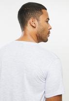 Bench - Bora short sleeve tee - grey