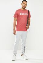Bench - Vito short sleeve tee - red