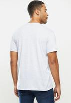 Bench - Heritage short sleeve tee - grey