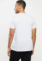 Bench - Vito short sleeve tee - grey
