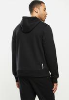Bench - Mait pullover fleece - black