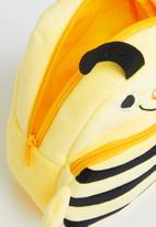 POP CANDY - Girls bumblebee backpack - yellow & black