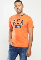 Aca Joe - Aca Joe 1988 T-shirt - orange