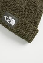 The North Face - Salty dog beanie - olive