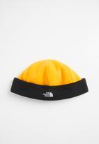 The North Face - Denali beanie - yellow & black