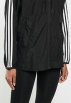 adidas Originals - 4d Windbreaker jacket - black