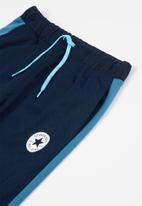 Converse - Converse colourblock tricot pant - navy