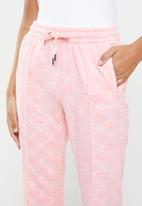 Juicy Couture - Towel tina track pants - pink