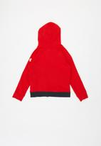 Under Armour - Boys graphic pullover hoodie - multi