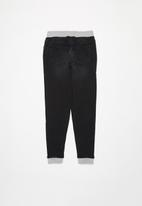 POLO - Boys pjc elliot jogger - black