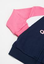 adidas Originals - Long sleeve hoody - multi