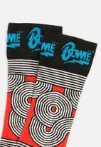Happy Socks - Tokyo pop socks - multi
