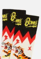 Happy Socks - Electric tiger socks - multi