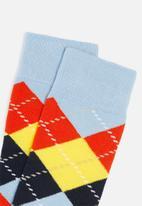 Happy Socks - Argyle socks - multi