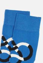 Happy Socks - Magic hands socks - blue