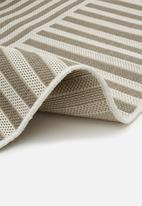 Hertex Fabrics - Mind craft rug - seasand