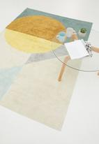 Sixth Floor - Bo tufted rug - multi