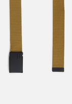 Billabong  - Cog belt - hash