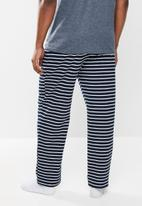 STYLE REPUBLIC - Sleep pant - navy stripe