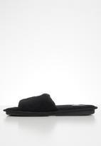 Superbalist - Caden slippers - black