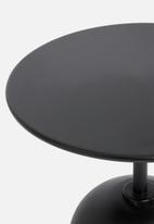 Sixth Floor - Jameson side table - black