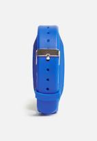 POP CANDY - Pedometer watch - blue