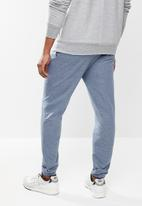 Original Penguin - Op fleece sweatpant - heather blue