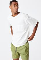 Cotton On - Nylon urban short - grass green