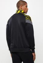 PUMA - BVB iconic MCS graphic track jacket - black & yellow