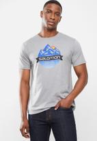 Salomon - Totem short sleeve tee - grey