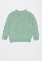Cotton On - Pepper knit jumper - green
