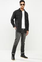 STYLE REPUBLIC - Utility jacket - black