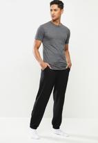 STYLE REPUBLIC - Cuffed sleep pant - black