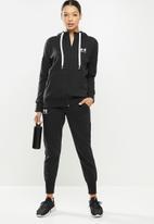 Under Armour - Rival fleece joggers - black