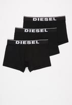 Diesel  - Umbx-damien 3-pack boxer brief - black