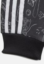 adidas Originals - Goofy set - black & white