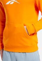 Reebok - Vector hoodie - orange