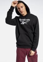Reebok - Classic vector hoodie - black