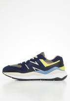 New Balance  - 5740 - blue & grey (462)