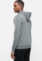 Lee  - Original denim hoodie - dark grey