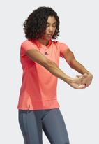 adidas Performance - Training h ready tee - signal pink