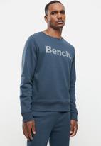 Bench - Holl crew fleece - navy