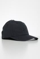 Nike - U Nike h86 flatbill seersucker - black