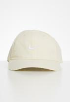 Nike - U nk h86 flatbill seersucker - coconut milk