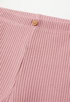 MANGO - Carla leggings - pink