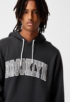 Factorie - Elite oversized hoodie - slate