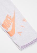 Nike - G nsw air favourites legging  - light purple